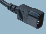 IEC 60320品字尾电源线 C14 SZ3