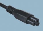 IEC 60320梅花尾电源线 C5 ST1